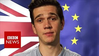 Brexit divorce bill: Why would the UK pay to leave? - BBC News