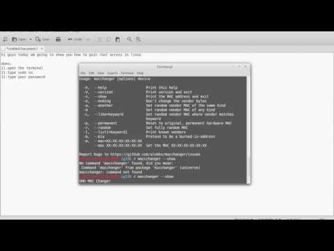 How to get root access in linux