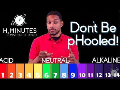 Alkaline Water: Don't be pHooled  - Misconceptions - Ep. 7