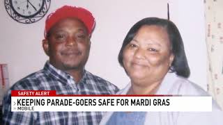 MPD Safety Is First Priority For Mardi Gras NBC 15 WPMI