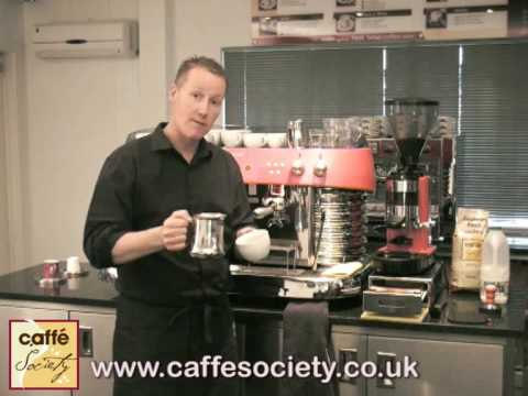 How to make a cappuccino - Barista Tips
