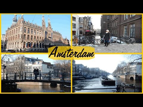 Mini Cruise to Amsterdam!