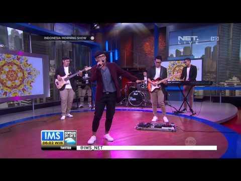 Penampilan Teza Sumendra menyanyikan lagu Let's Groove  - IMS