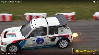 Rallye Groupe B 2016 Pure Sound