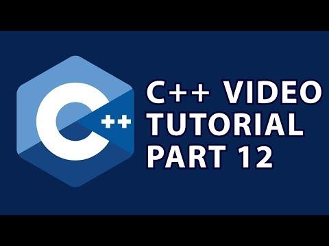C++ Tutorial 12 : Operator Overloading & File I/O
