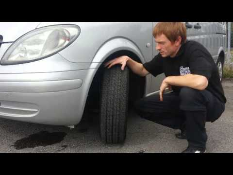 Tyre Checks - Are you safe and legal?