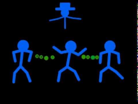 Fighting gravity 2 [stick figure animation]