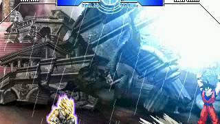Download Goku SSJ2 VS Majin Vegeta [[MUGEN]] Video