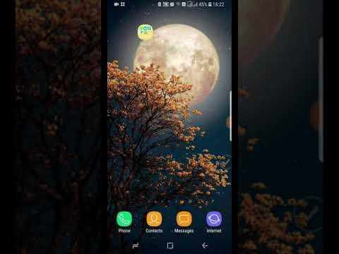 Sansung Galaxy Note 8 tricks. 2 WhatsApp on the same phone