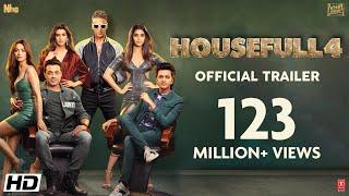 Housefull 4 |Official Trailer|Akshay|Riteish|Bobby|Kriti S|Pooja|Kriti K|Sajid N|Farhad| Oct 25