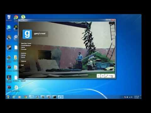 How to add Stop it Slender to GMOD 13