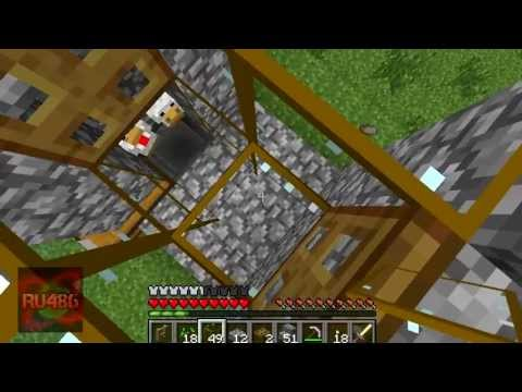 Minecraft tutorial: How to make an auto chicken egg collector