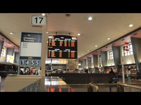 Montreal Central Station (VIA RAIL)