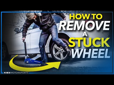 How to Remove a Stuck Wheel Without a Hammer or Sledge