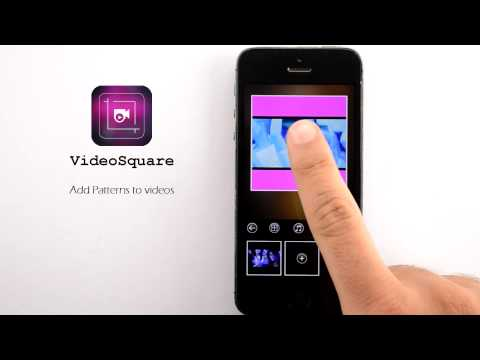 Video Square App-Create Square Videos for Instagram Easily, Available for iOS and Android