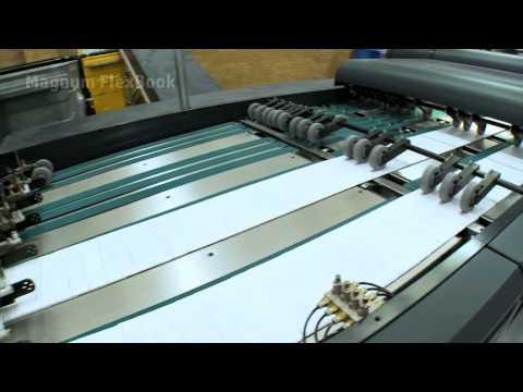 CPI Quantum - HP T350 colour inkjet digital book printing