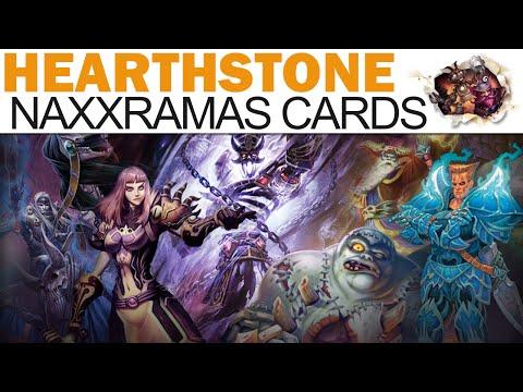 Hearthstone - Naxxramas Cards - Part 2 (EVEN MORE CARDS & CARD BACKS!)