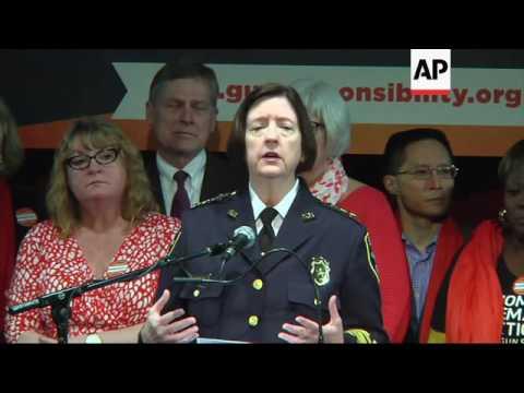 Wash. Gun Safety Group Wants New Ballot Measure