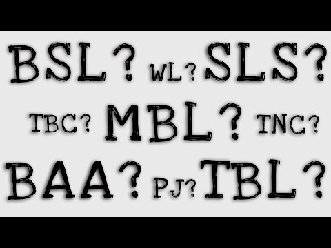 NATURAL | RELAXED | Hair Terminologies | Hair Abbreviations Explained