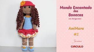Aprenda Amigurumi Princesas Disney - parte 3 | Netcurso | 180x320