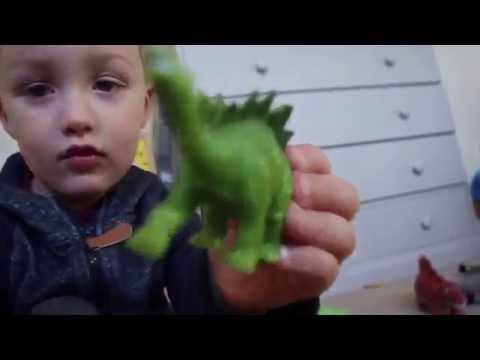 Dinosaur adventures nursery rhymes and school