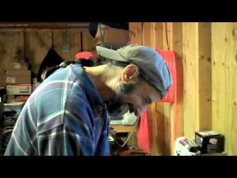 BUILDING A WOODEN GEODESIC DOME - PART 1 - STRUT CUTS