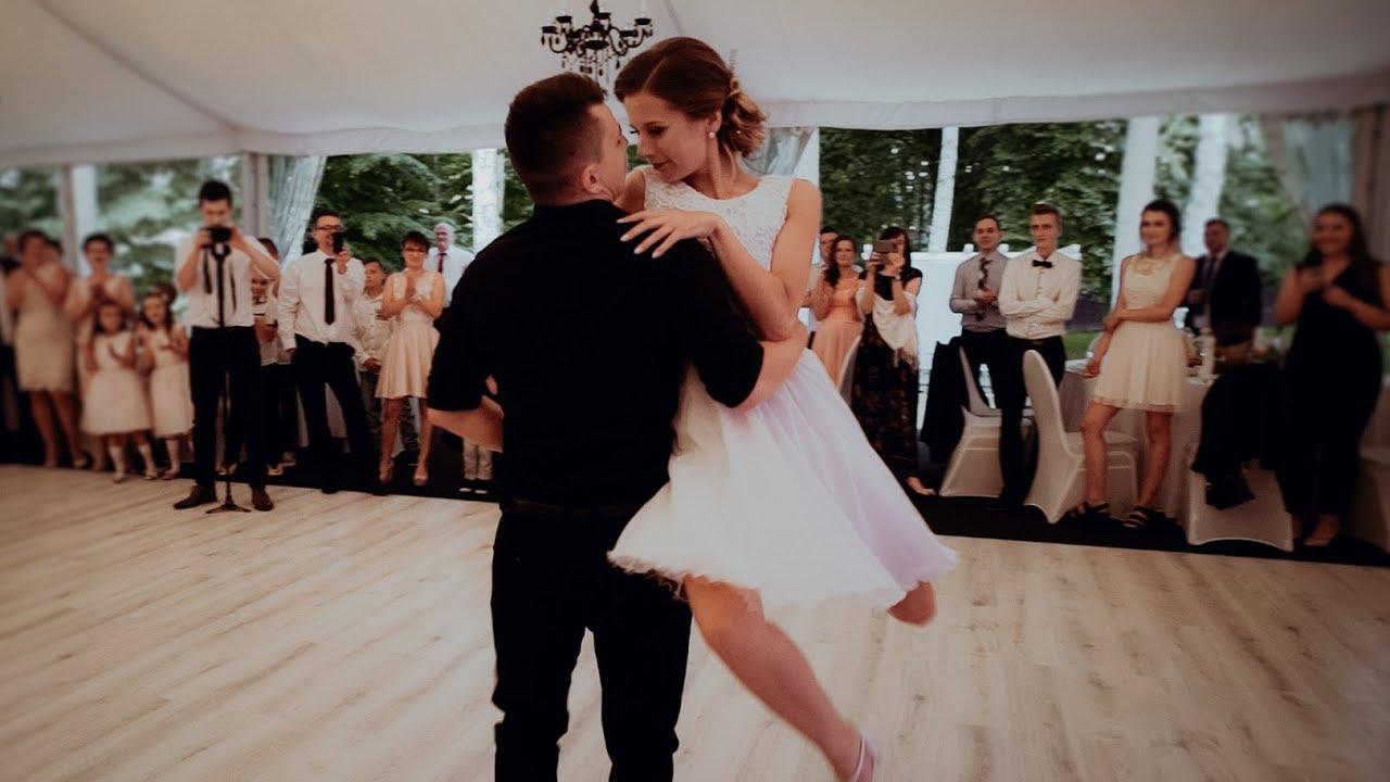 Dirty Dancing First Wedding Dance   Time of My Life   Pierwszy taniec w stylu lat 80' Ada & Mateusz