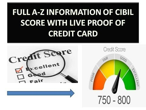 (Live Proof 100% Working & Genuine)HOW TO CHECK CIBIL SCORE / REPORT ONLINE FREE IN HINDI