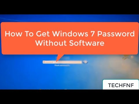 how to remove administrator password windows 7 without software