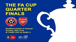 FA Cup Quarter Final: Sheffield United vs Arsenal