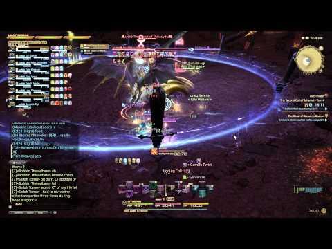 FFXIV: The Second Coil of Bahamut - Turn 4 (Masamune) SMN
