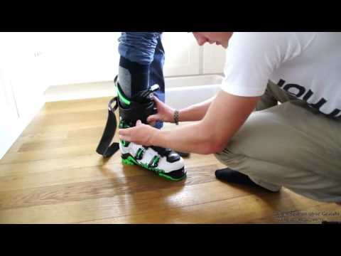 Salomon Custom Shell tutorial at home ! English