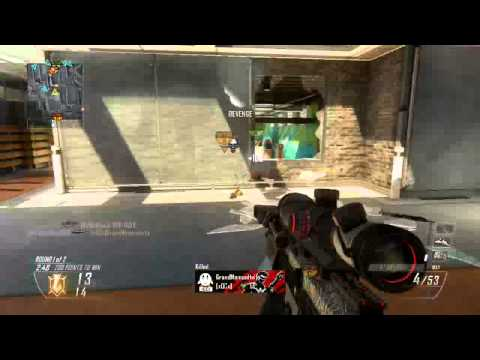 BO2 Sniping Montage