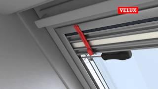 Velux 2 In 1 Blackout Pleated Blinds Install Newblindscouk