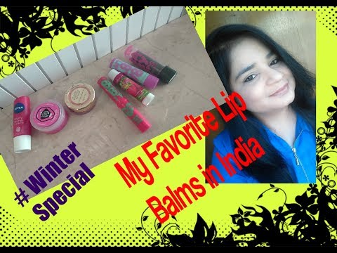 #Winter Special   Lip balms in India   Lip balms I use  Angels reborn