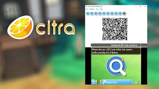 Citra New QR Code Feature | Pokemon Sun & Moon QR | Video