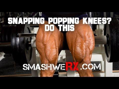 Knees Snap and Pop? Do This   Trevor Bachmeyer   SMASHWE