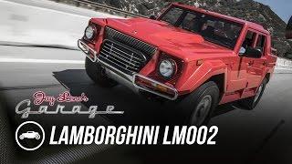 1990 Lamborghini LM002 - Jay Leno