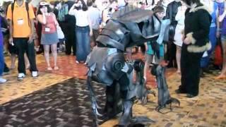 Desepticon Ravage Invades Otakon 2011 In Baltimore,md