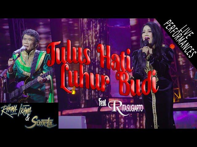 Download RHOMA IRAMA & SONETA GROUP FEAT. RITA SUGIARTO - TULUS HATI LUHUR BUDI (LIVE) MP3 Gratis