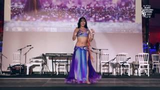 Jinhee Kim at Raks Sharki Stars in France Nice2017