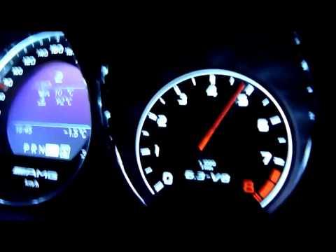 C63 AMG - безумие
