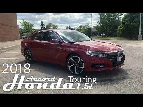 2018 Honda Accord Latest Technology/Features Review
