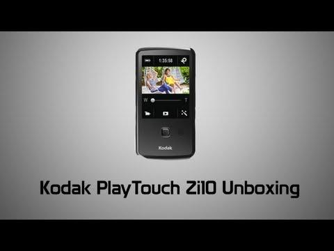 Kodak PlayTouch Zi10 Unboxing (HD)