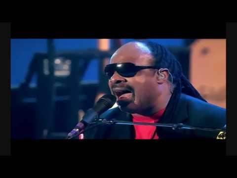 Stevie Wonder - Isn't She Lovely (Live) (HD)