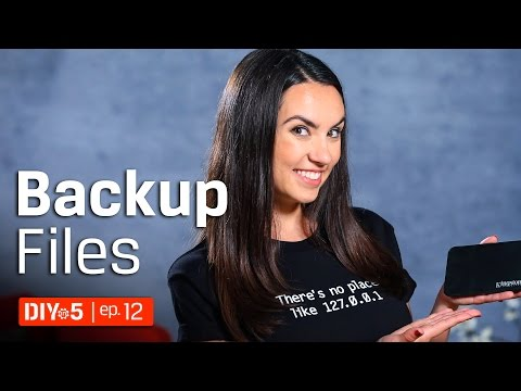 Windows 10 Tips and Tricks - How to Backup Computer 💾 Kingston DIY in 5 Ep. 12