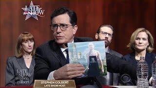 Rex Tillerson Gets Grilled By Senator Colbert
