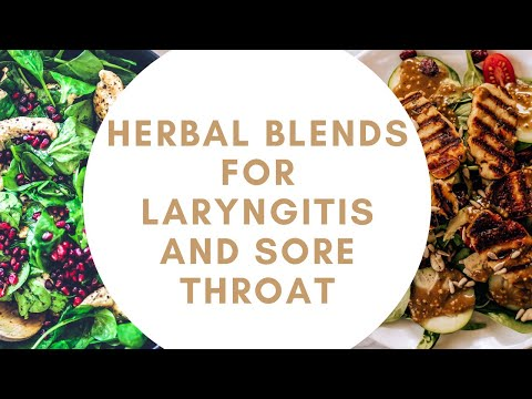 How to Relief Laryngitis and Sore Throat + Jovanka Ciares