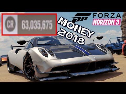 Forza Horizon 3 - Easy Money Method 2018!