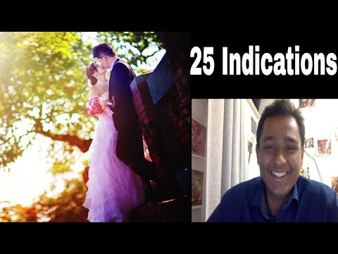 Love Marriage in Astrology (25 Indications) - OMG Astrology Secrets 18
